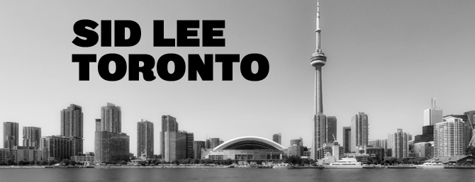 digital producer for sid lee toronto during a summer